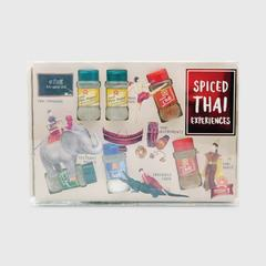 SPICE STORY Herbs and Spices Gift Set - Travel Guide Spiced Thai Experiences