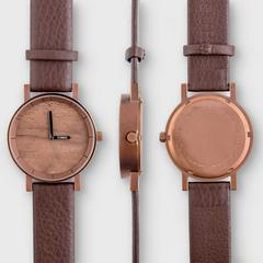 FORREST 手表 - Copper Wood 系列 尺寸 L