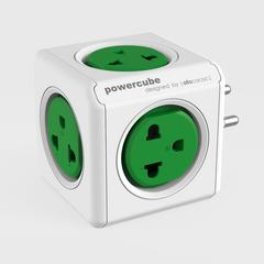 Allocacoc Power Cube Original TH GREEN