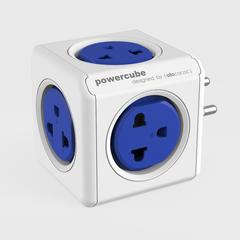 Allocacoc Power Cube Original TH BLUE