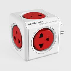Allocacoc Power Cube Original TH RED