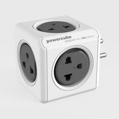 Allocacoc Power Cube Original TH GREY
