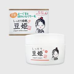 TONYU Yogurt 本家豆花庵豆姬 面霜 保湿豆腐豆乳酸奶面霜 90g