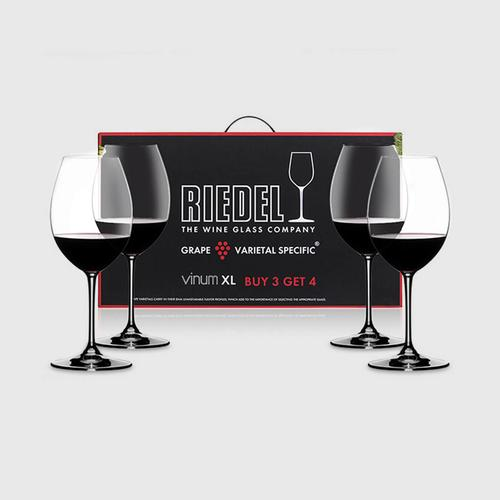 Riedel Value Gift Packs : Vinum XL Pay 3 Get 4 Syrah