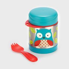 SKIP HOP 动物园保温食物壶 猫头鹰