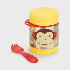 SKIP HOP 动物园保温食物壶 小猴