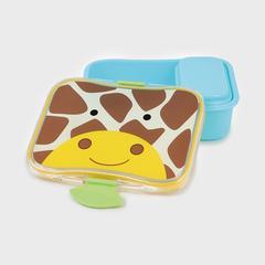SKIP HOP 动物园防漏午餐盒 长颈鹿