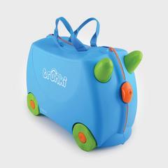 TRUNKI 儿童坐骑式行李箱 蓝色