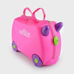 TRUNKI 儿童坐骑式行李箱 桃红色
