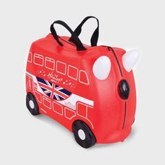 TRUNKI 儿童坐骑式行李箱 伦敦士