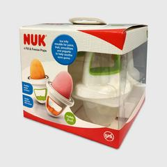 NUK 4 Fill & Freeze Pops