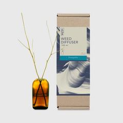 BsaB Weed Diffuser 100ml - Tranquility (100% Essential oil)