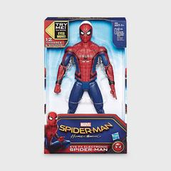 "HASBRO Spider-Man: Homecoming Eye FX Electronic Spider-Man 12"" Figure"