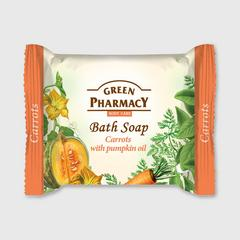 GREEN PHARMACY SOAP CARROTS WITH PUMPKIN OIL 100 G.