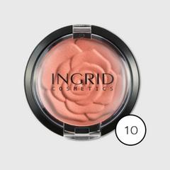 INGRID COSMETICS HD BEAUTY BLUSHON #10 / 3.5G.