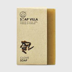Soap Villa Natural Soap Bar - Clove 100g