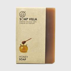 Soap Villa Natural Soap Bar - Honey 100g