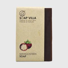 Soap Villa Natural Soap Bar - Mangosteen 100g