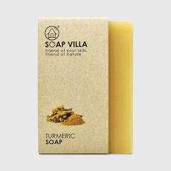Soap Villa Natural Soap Bar - Turmeric 100g