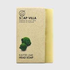 Soap Villa Natural Shampoo Bar - Kaffir Lime 100g