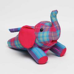 IMPANI Thai Loincloth Elephant Doll