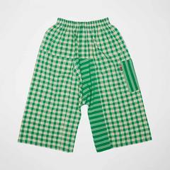 IMPANI Pull-on Elastic Waist Thai Loincloth Pants