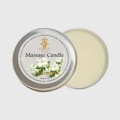 hHom Massage Candle 120g - Jasmine