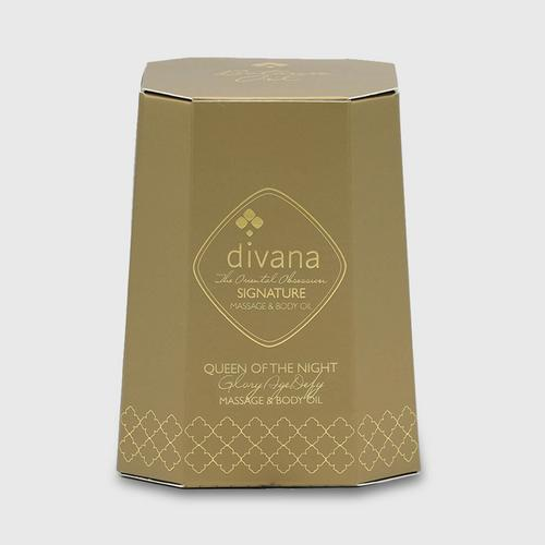 Divana Queen of the Night Glory Age Defy Massage & Body Oil (100 ml)