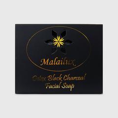 Malailux排毒竹炭皂100g