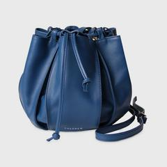 THEOREM VOLUME CROSSBODY BAG NAVY COLOUR