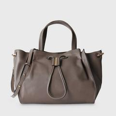 THEOREM MEDIAN HANDBAG GRAY COLOUR