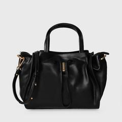 THEOREM MEDIAN HANDBAG BLACK COLOUR