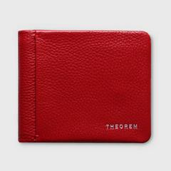 THEOREM KITE WALLET RED COLOUR
