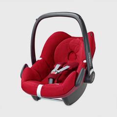 欧洲婴儿安全座椅最放心品牌MAXI-COSI-PEBBLE Plus 婴儿汽车安全座椅提篮 i Size (产地欧洲,可携带至飞机)