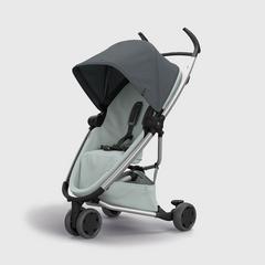 QUINNY 欧洲轻便三轮婴儿推车 ZAPP X FLEX 标准版(2017全新上市,< 三轮/ 羊角把手>