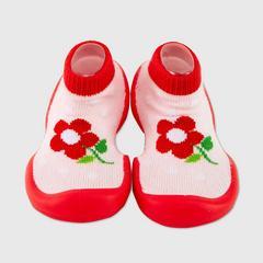 吉木新 flower 宝宝袜鞋 宝宝学步鞋