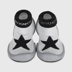 KOMUELLO silver star 宝宝袜鞋 宝宝学步鞋