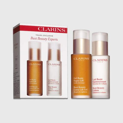 CLARINS BUST BEAUTY EXPERTS 50ml*2