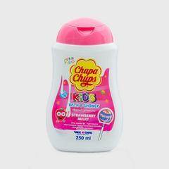 珍宝珠(CHUPA CHUPS)儿童草莓牛奶沐浴露  250毫升