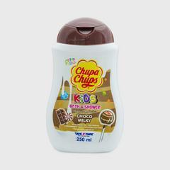 珍宝珠(CHUPA CHUPS)儿童巧克力牛奶沐浴露  250毫升