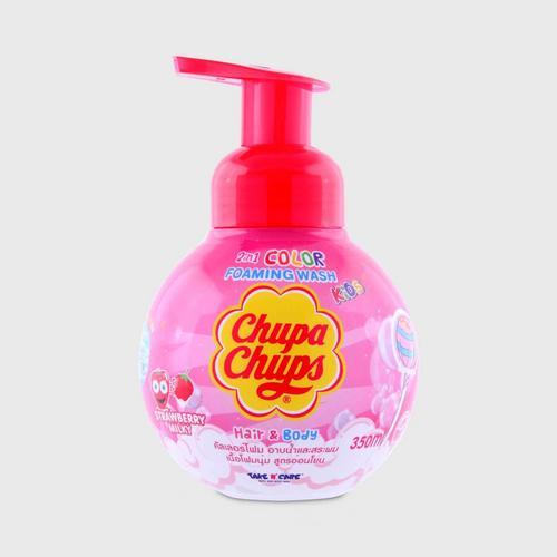 珍宝珠(CHUPA CHUPS)儿童二合一草莓洗发水&护发素  350毫升