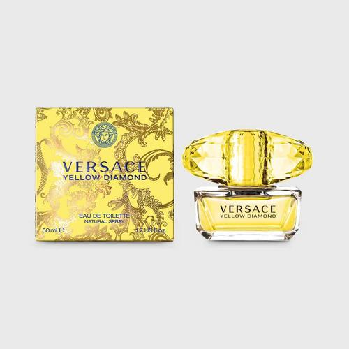 范思哲 VERSACE Yellow Diamond 幻影金钻香水 50 ml