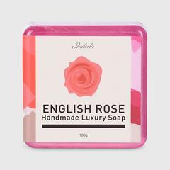 PRAILEELA 英国玫瑰香皂100克