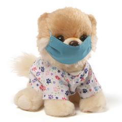 "BOO Itty Bitty Boo #040 Scrubs 5"""