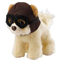 """BOO Itty Bitty Boo with Pilot Hat & Goggles 5"""""""