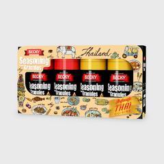 BECKY 健康调味料,礼品盒包装(90克 X 4瓶)