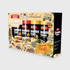 BECKY 健康调味料,礼品盒包装(170克 X 4瓶)