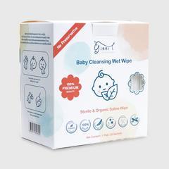 GINNI T. 精灵婴儿湿巾 (1包x 30包)