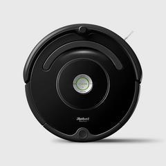 iRobot Roomba 670真空机器人 - 黑色