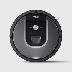 iRobot Roomba 960真空机器人 - 银色